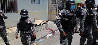 Hombre asesinado frente a colegio electoral era delegado del PRM, hay varios heridos
