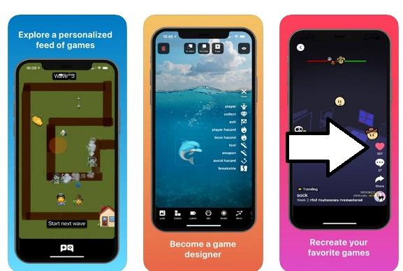 تنزيل تطبيق PLAYBYTE تيك توك الالعاب الجديد للايفون مجانا