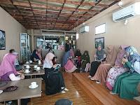 Launching Buku Antalogi Cerpen Karya Komunitas Writing Forum Indonesia (WFI) Sukses Digelar