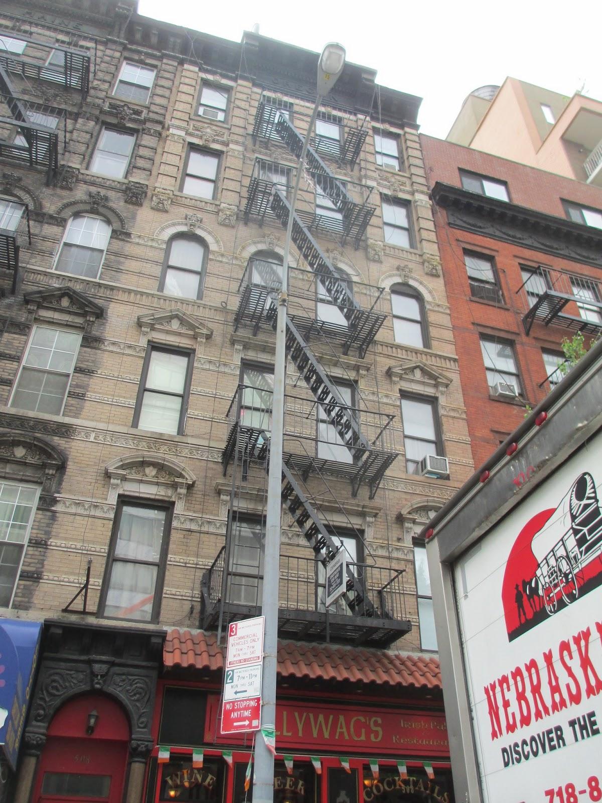 Fire Escape Scrape Amp Painting Bronx New York 917 254 0960