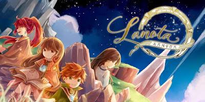 Download Game  Lanota MOD Full Unlocked 2.3.0