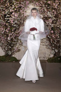 winter-wedding-gown-with-veil-over-face