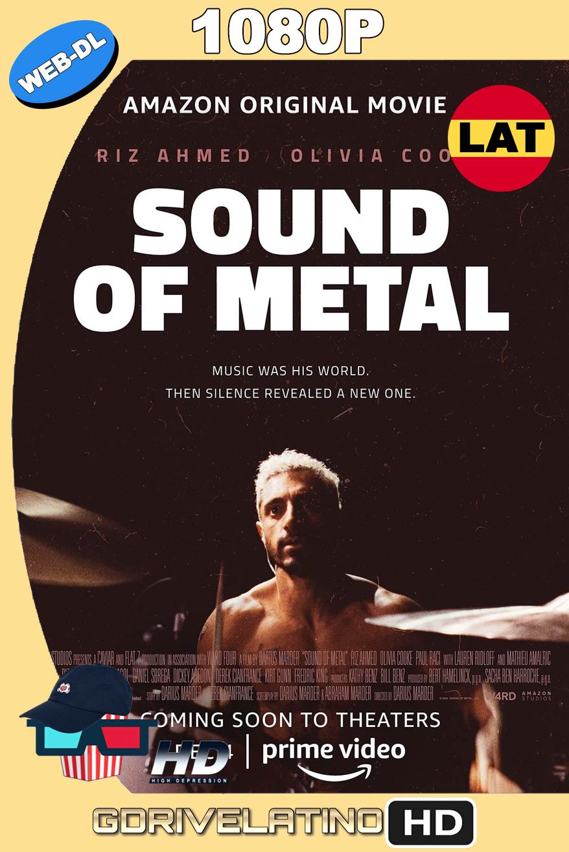 El Sonido del Metal (2020) AMZN WEB-DL 1080p Latino-Ingles MKV