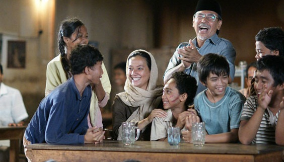 Film indonesia terbaik dengan pendapatan tertinggi Laskar Pelangi