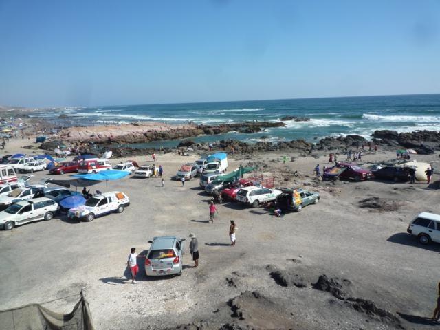 Playa Caleta Vila Vila