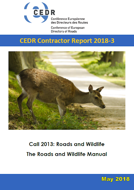 http://www.cedr.eu/call-2013-roads-and-wildlife-publication-of-manual-and-end-of-programme-report/