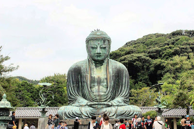 The Great Buddah of Kamakura