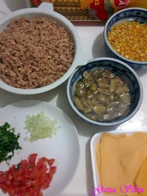 Cozinhe você mesmo: Lasanha com soja