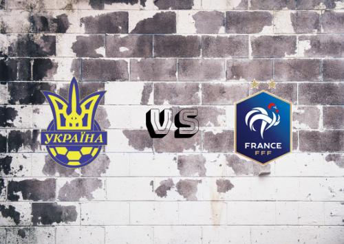 Ucrania vs Francia  Resumen y Partido Completo