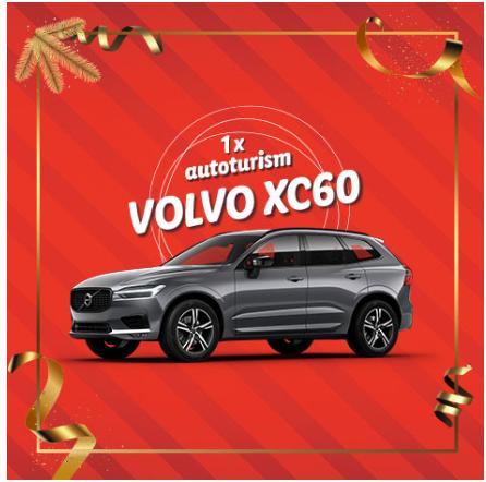 Concurs - Castiga o masina VOLVO XC60 R cu Deluxe - lidl - promotie - concursuri - online