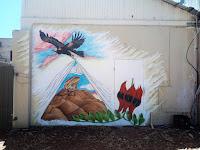 Alice Springs Street Art | Kim Donald
