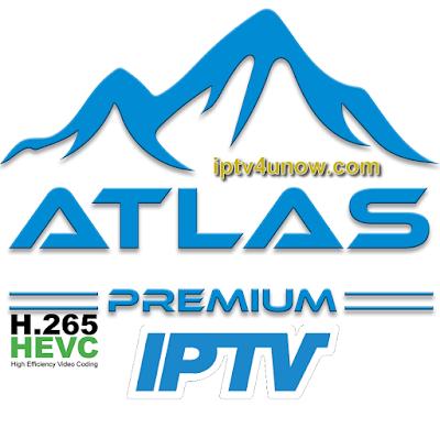 Abonnement Atlas Iptv 12 Mois pour Smart Tv's (samsung - Lg -Sony ...)
