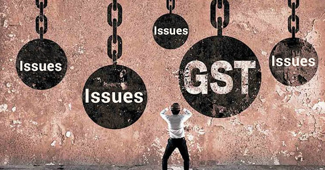 Common GST Problems