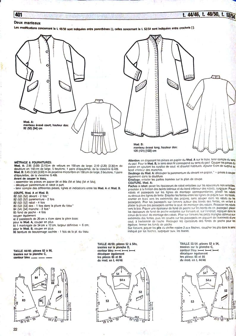 16cfa6f7f254f تحميل مجلة بوردا مارس 91 ~ تعليم خياطة-Learn sewing