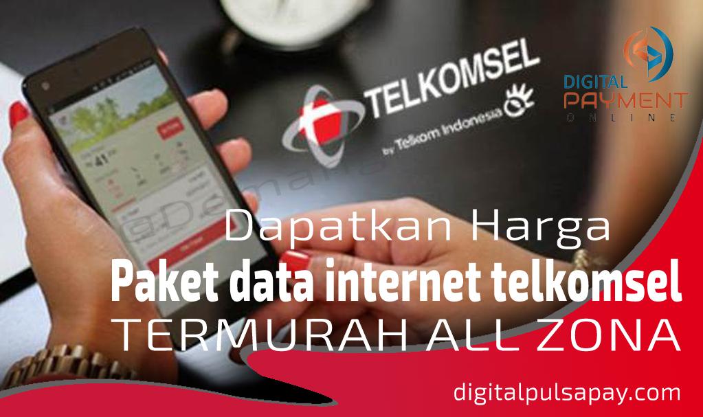 Daftar Harga Paket Data Internet Telkomsel Murah