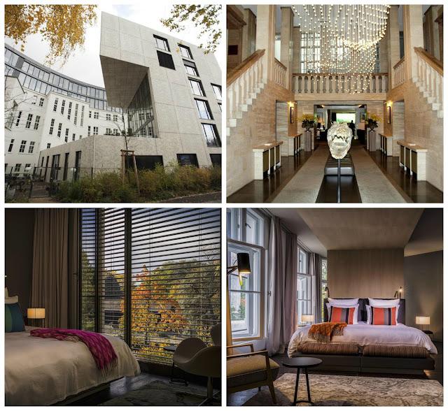 Berlim: Hotéis com vista legal! Das Stue Hotel