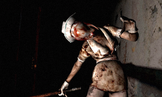 Bobble headed nurse silent hill 2 analysis