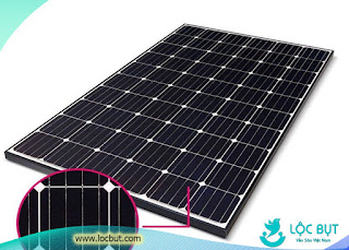 Tấm pin năng lượng mặt trời 60w mono dùng cho nhà yến.