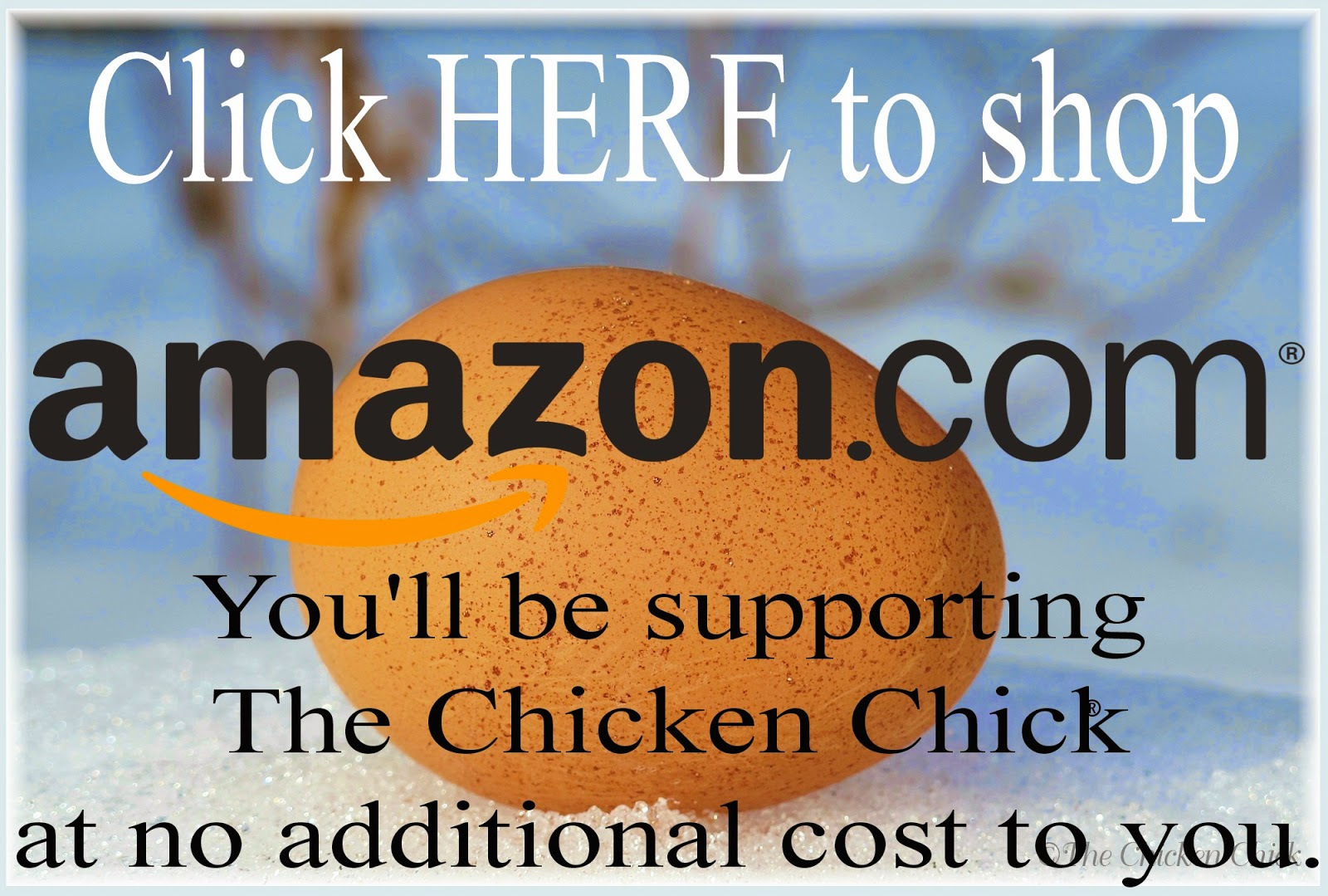The Chicken Chick Amazon affiliate link