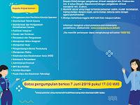 Lowongan Kerja PT Transportasi Jakarta