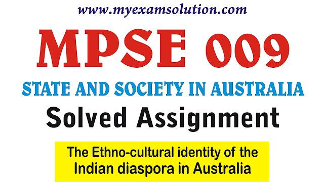 ethno culture identity australia