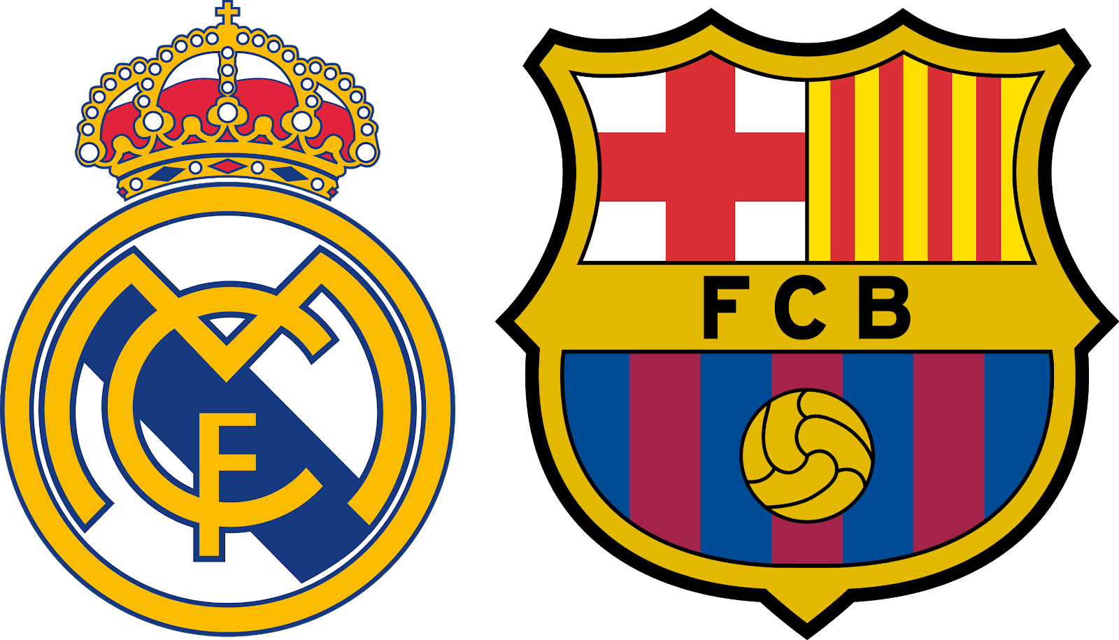 download logo fc barcelona real madrid svg eps png psd ai ...
