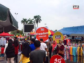 Freedom Internet IM3 Ooredoo Hadir dengan Kuota Besar dan Harga Lebih Murah khusus Warga Jambi