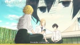 Tanaka-kun wa Itsumo Kedaruge 03 online legendado