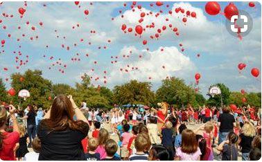 Red Ribbon Week school wide idea