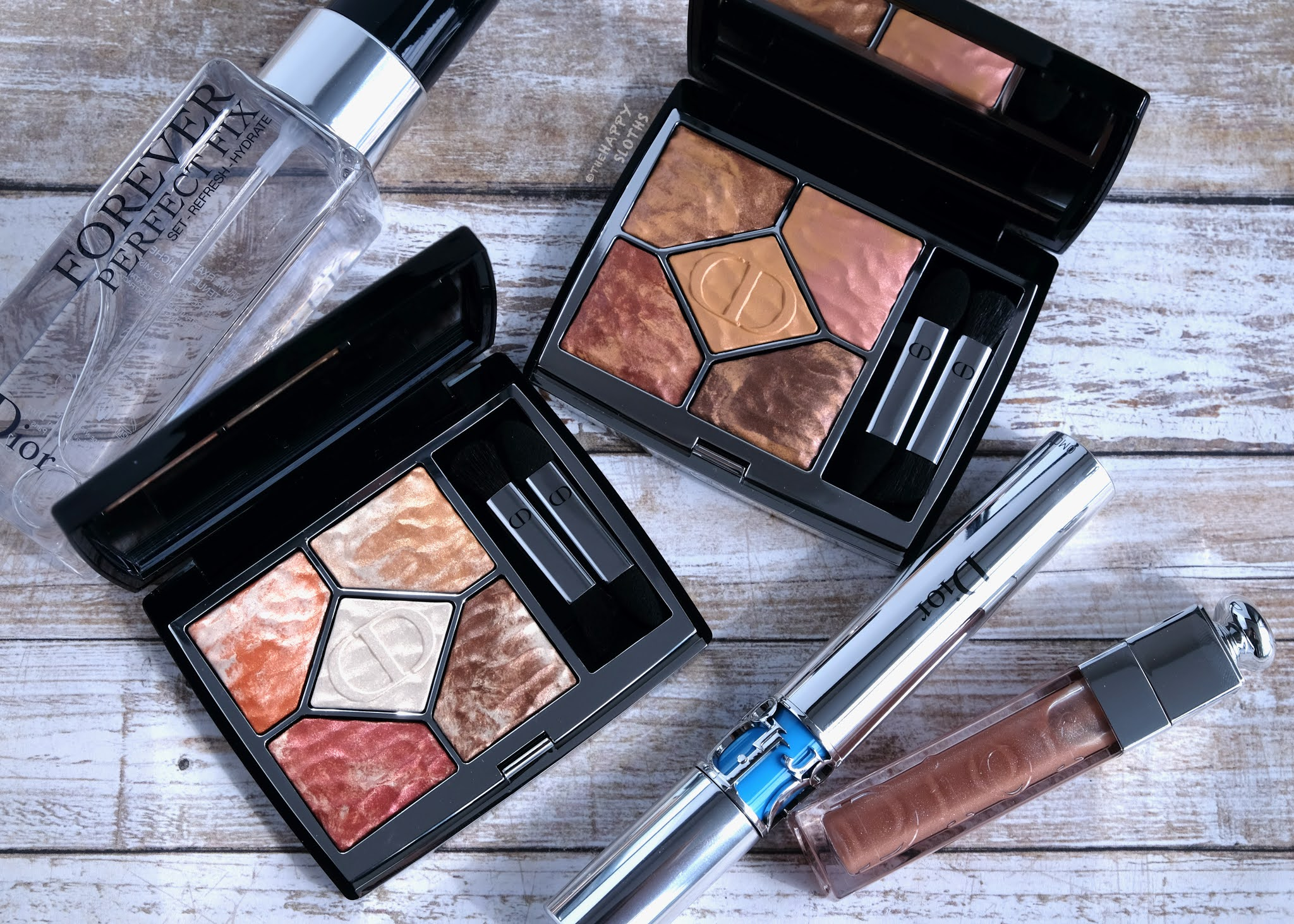 Dior | Summer 2021 Summer Dune Collection: Review and Swatches