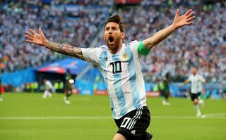 Harapan Lionel Messi Sebelum Pensiun