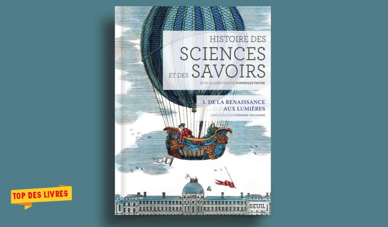 Télécharger : Histoire des sciences et des savoirs en pdf