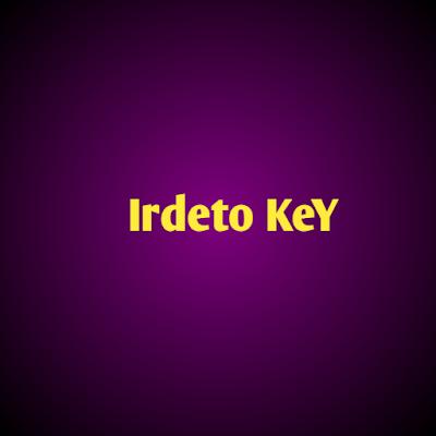 Irdeto KeY 07 05 2020