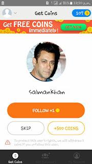 Celebrities using fake followers