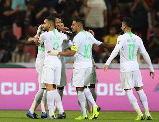 موعد مباراة السعودية ولبنان ضمن كأس آسيا 2019 والقنوات الناقلة