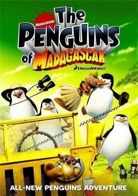 Los pingüinos de Madagascar 1080p Español Latino – Ingles