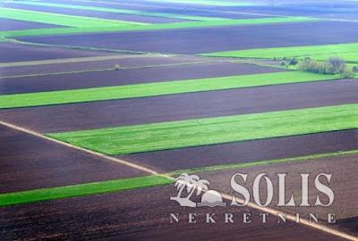obradiva zemlja u vojvodini