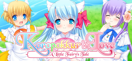 [GAME] Koropokkur in Love A Little Fairy's Tale English JP + Google Translate