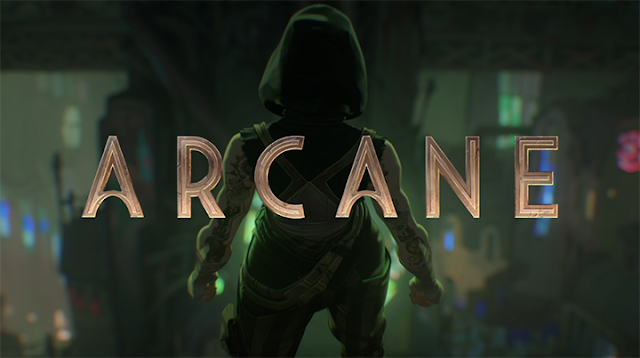 LEAGUE OF LEGENDS: Arcane