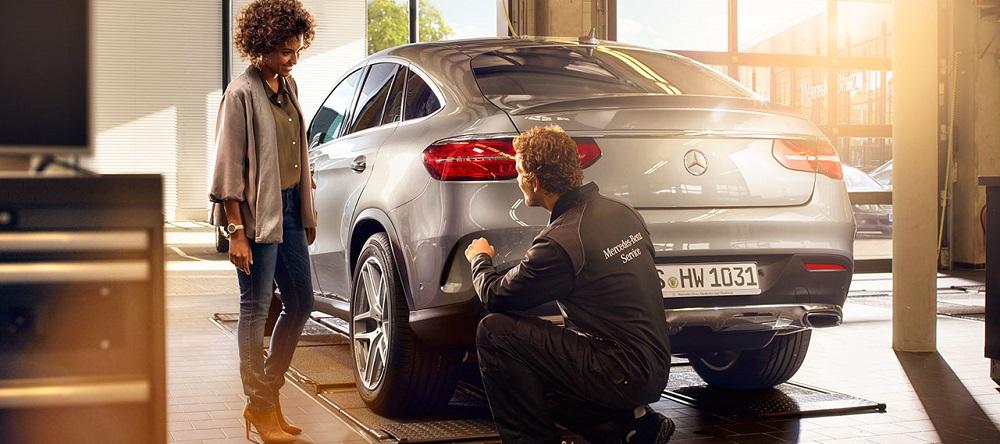 Thêm nhiều đặc quyền cho chủ xe Mercedes-Benz với dịch vụ hỗ trợ 24h