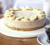 Resep Banana & Cheese Cake
