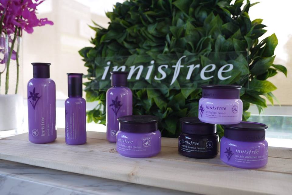 The Beauty Junkie - ranechin com: innisfree Jeju Orchid Skincare Line
