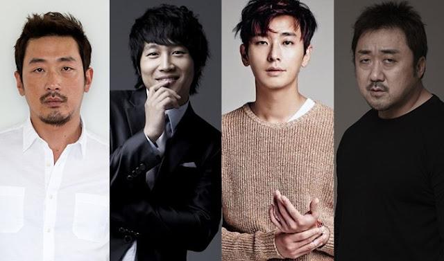 Daftar Drama Korea Terbaru Paling dinanti 2017