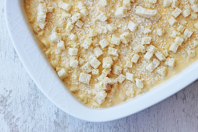 Mac and Cheese προετοιμασία