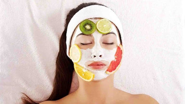 Face glowing, face whitneing, face massage, bleaching, acne problems,