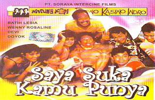 Download Warkop DKI: Saya Suka Kamu Punya (1987) | Watch Warkop DKI: Saya Suka Kamu Punya (1987) | Stream Warkop DKI: Saya Suka Kamu Punya (1987) HD | Synopsis Warkop DKI: Saya Suka Kamu Punya (1987)
