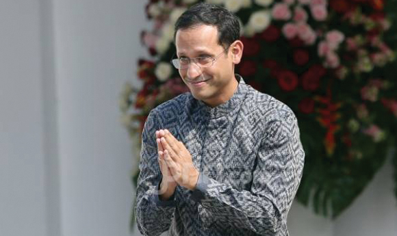 Nadiem Makarim Mengaku FRUSTASI Urus Pendidikan di Indonesia