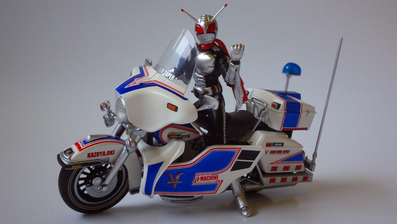 CCLemon99: Song Collection: Kamen Rider Super-1