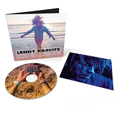 Dig Out Lenny Kravitz's Brand Sparkling New Music Video For  'Raise Vibration'!