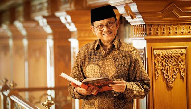 5 Wejangan Eyang Habibie untuk Pelajar dan Mahasiswa Indonesia
